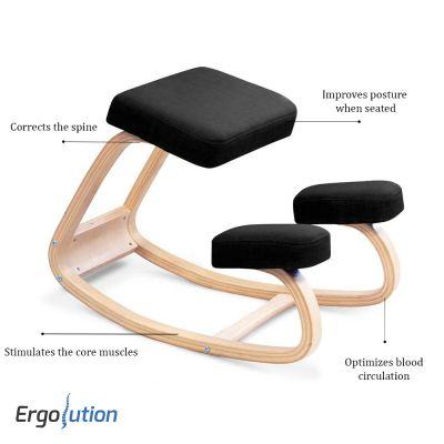 ergonomic kneeling chair product information