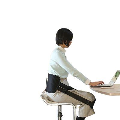 ergolution back up ergonomic back support desk use