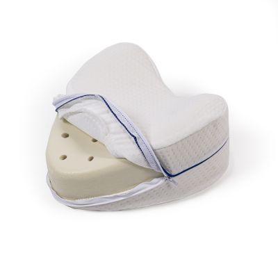 ergolution dunicare leg pillow inside pictured