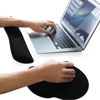 ergolution ergonomic wrist rest package for sale