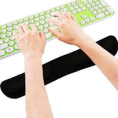ergolution ergonomic wrist rest and keyboard