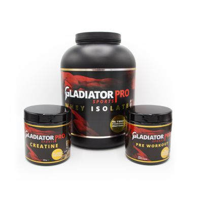 gladiator sports pro package for sale