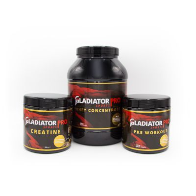 gladiator sports starters package for sale
