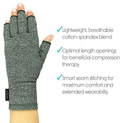 medidu rheumatoid arthritis osteoarthritis gloves material explanation