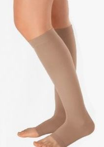 novamed compression stockings with open toe pressure class 1 for sale