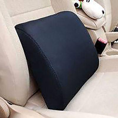 novamed ergonomic back cushion in car seat