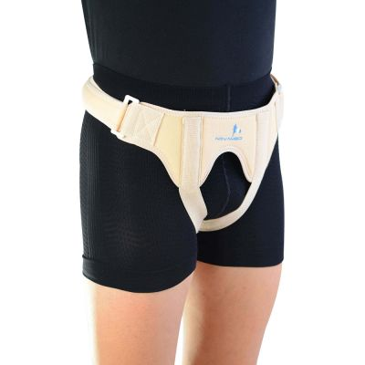 novamed inguinal hernia belt double sided right side picture