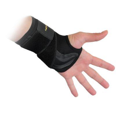 novamed lightweight wrist support open hand