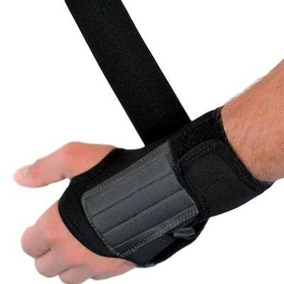 novamed lightweight wrist support top view