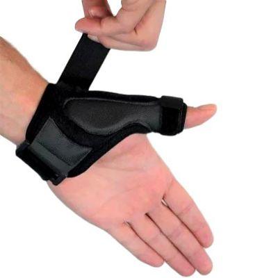 novamed manu thumb support on left hand