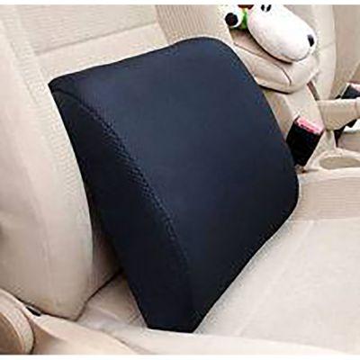 novamed orthopedic back support pillow in car seat
