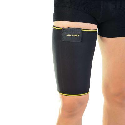 novamed thigh support on right leg