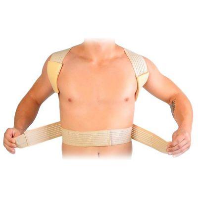 novamed ventilating back straightener posture corrector torso strap explanation
