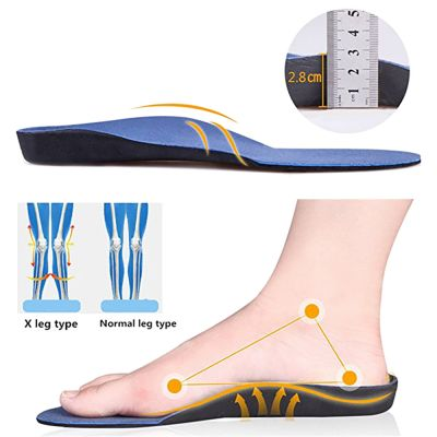 solelution flatfoot insoles product explanation