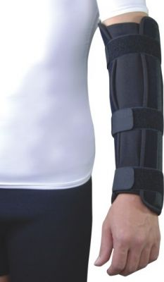 super ortho elbow lower arm splint for sale