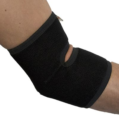 super ortho elbow support sleeve