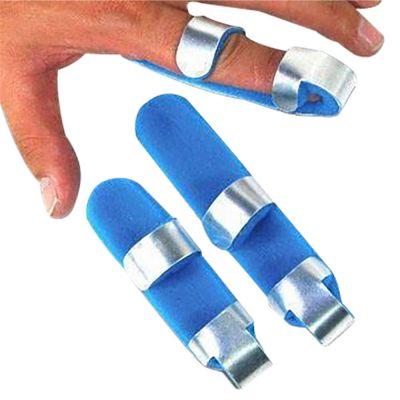 super ortho mallet finger finger splint different sizes shown