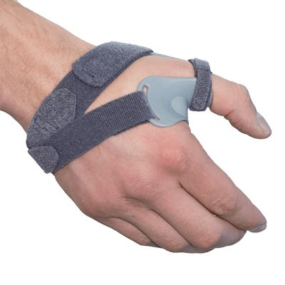 super ortho thumb support cmc around back of hand