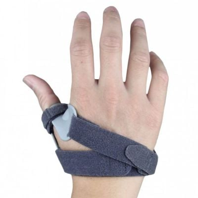 super ortho thumb support cmc top view