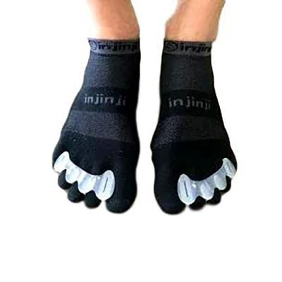 toe seperator for all toes worn with socks